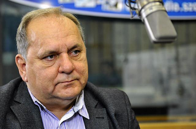 Jarosław Mroczek. Fot. Łukasz Szełemej [PR Szczecin]