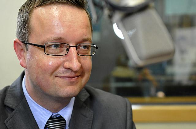 Bogdan Jaroszewicz. Fot. Łukasz Szełemej [PR Szczecin]