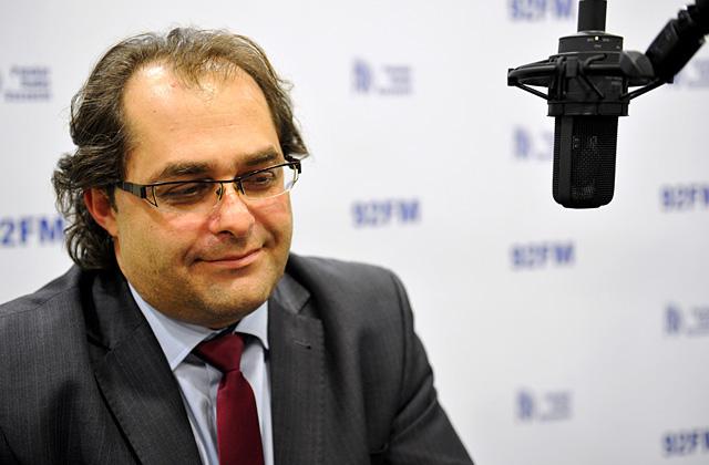 Marek Gróbarczyk. Fot. Łukasz Szełemej [PR Szczecin]