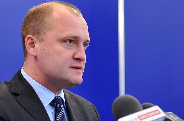 Piotr Krzystek. Fot. Łukasz Szełemej