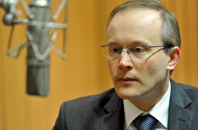 Łukasz Kamiński. Fot. Łukasz Szełemej [PR Szczecin]