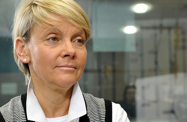 Małgorzata Jacyna-Witt. Fot. Łukasz Szełemej [PR Szczecin]