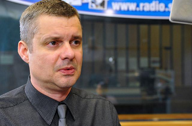 Piotr Kęsik. Fot. Łukasz Szełemej [PR Szczecin]