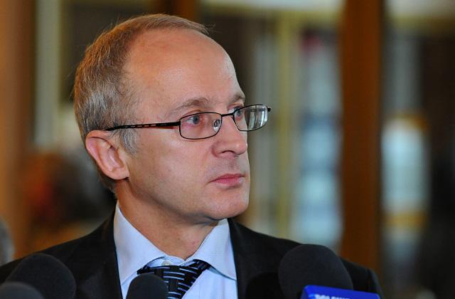 prof. Dariusz Zarzecki. Fot. Łukasz Szełemej [PR Szczecin]