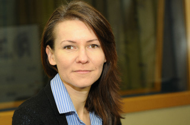 Anna Kornacka. Fot. Piotr Sawiński [PR Szczecin]