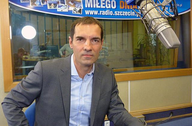 Andrzej Piątak. Fot. Piotr Sawiński [PR Szczecin]