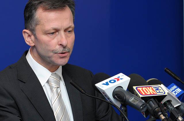 Stanisław Lipiński. Fot. Łukasz Szełemej [PR Szczecin]