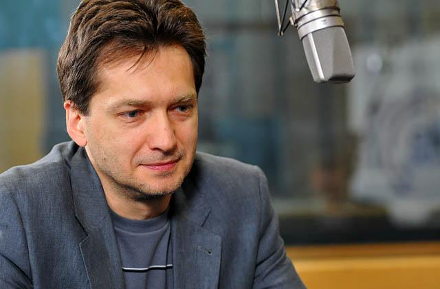 Cezary Urban. Fot. Łukasz Szełemej [PR Szczecin]