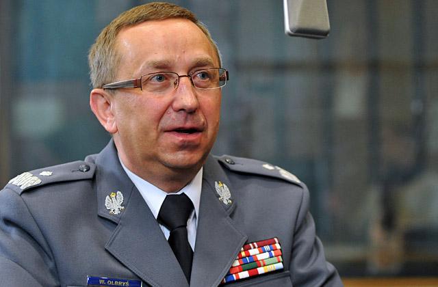 Wojciech Olbryś. Fot. Łukasz Szełemej [PR Szczecin]