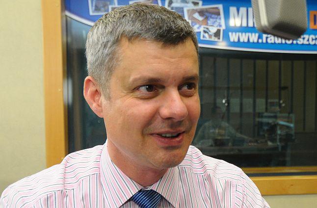Piotr Kęsik. Fot. Piotr Kołodziejski [PR Szczecin]