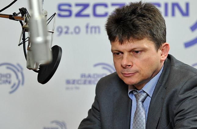 Mariusz Kolwas. Fot. Łukasz Szełemej [PR Szczecin]