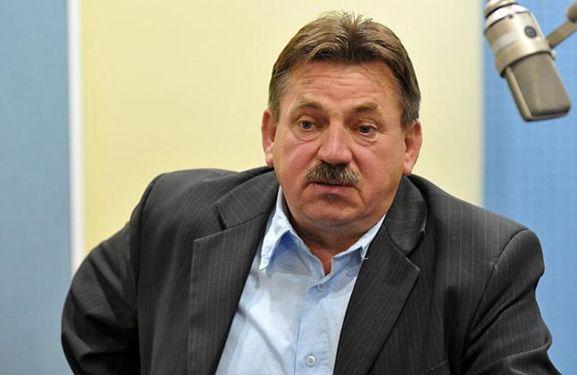 Edward Kosmal. Fot. Łukasz Szełemej [PR Szczecin]