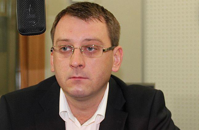 Dawid Krystek. Fot. Piotr Kołodziejski [PR Szczecin]
