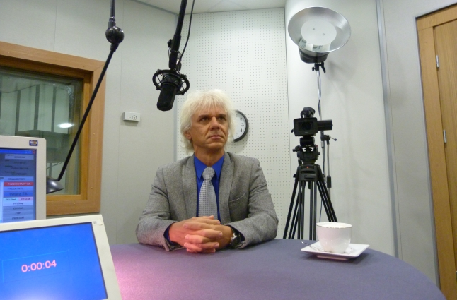 Maciej Strączyński. Fot. Sylwia Polachowska [PR Szczecin]