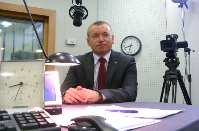 Jarosław Rzepa. Fot. Sylwia Polachowska [PR Szczecin]