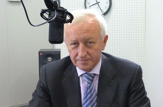 Bogusław Liberadzki. Fot. Piotr Sawiński [Radio Szczecin]