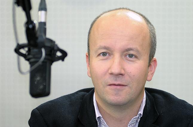 Marek Duklanowski. Fot. Piotr Sawiński [Radio Szczecin]