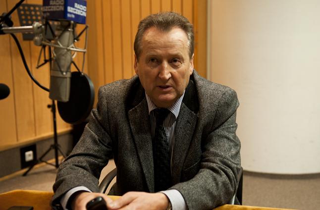 Jan Bednarek. Fot. Dagmara Maciejewska [Radio Szczecin]