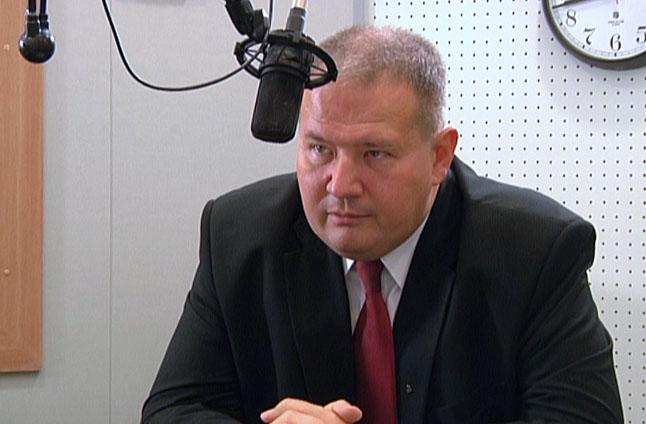 Leszek Dobrzyński. Fot. Piotr Kołodziejski [Radio Szczecin]