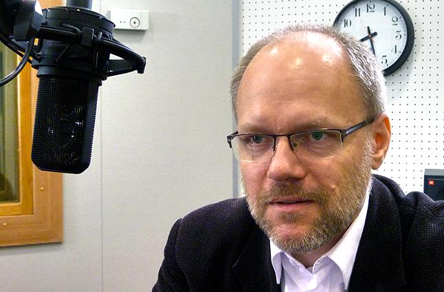 dr Maciej Drzonek. Fot. Piotr Sawiński [PR Szczecin]