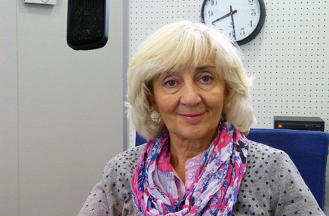 Małgorzata Łozińska-Reszkowska. Fot. Piotr Sawiński [PR Szczecin]