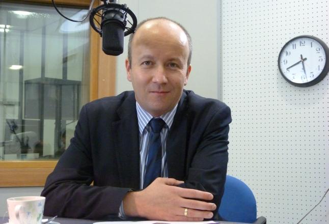 Marek Duklanowski. Fot. Sylwia Polachowska [Radio Szczecin]
