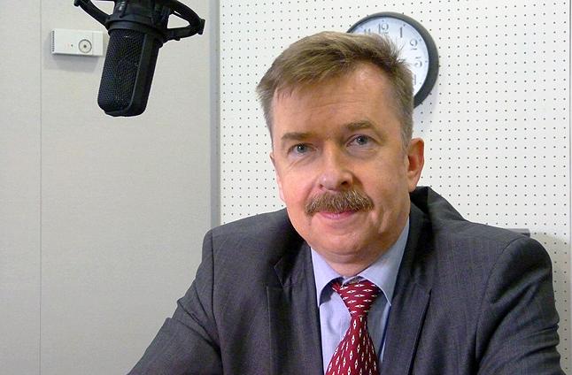 Dariusz Wieczorek. Fot. Piotr Sawiński [Radio Szczecin]