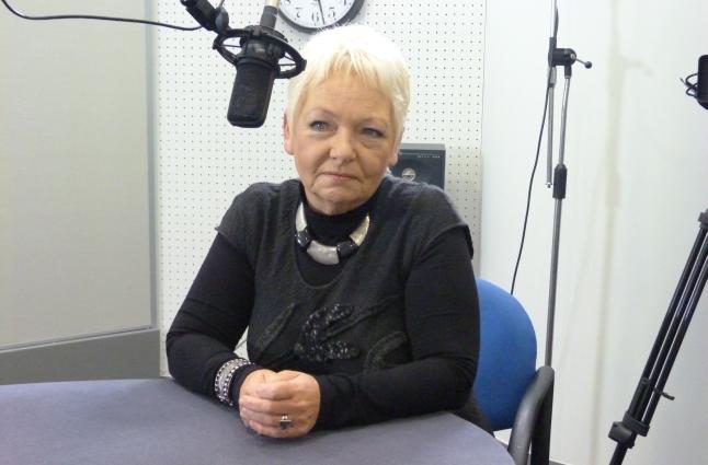 Magdalena Kochan. Fot. Sylwia Polachowska [Radio Szczecin]