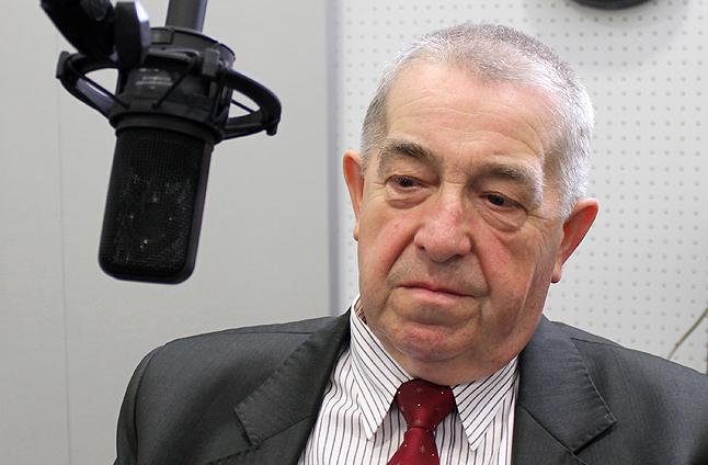 Henryk Jerzyk. Fot. Piotr Sawiński [Radio Szczecin]