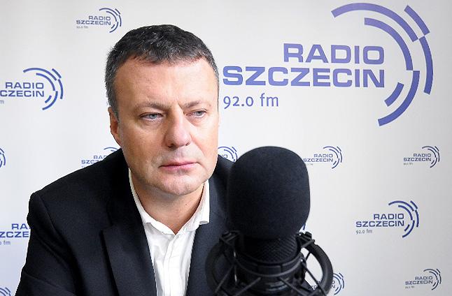 Jerzy Sieńko. Fot. Piotr Sawiński [Radio Szczecin]