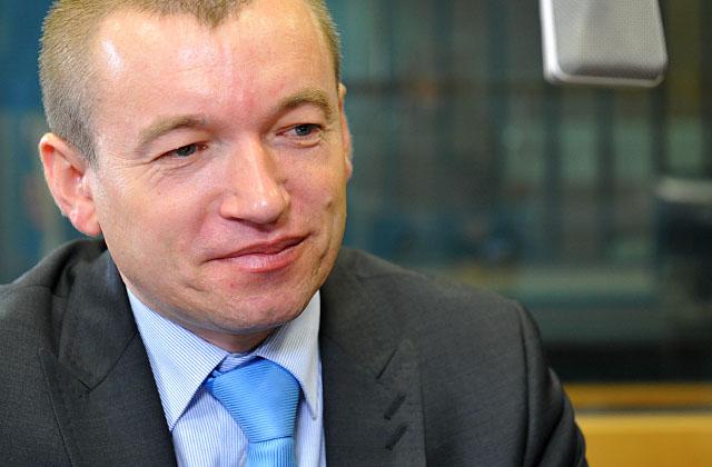 Jarosław Rzepa. Fot. Łukasz Szełemej [Radio Szczecin/Archiwum]