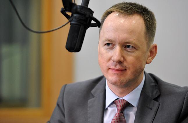 Arkadiusz Litwiński. Fot. Łukasz Szełemej [Radio Szczecin]
