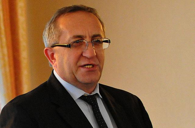 Krzysztof Jałosiński. Fot. Łukasz Szełemej [Radio Szczecin/Archiwum]