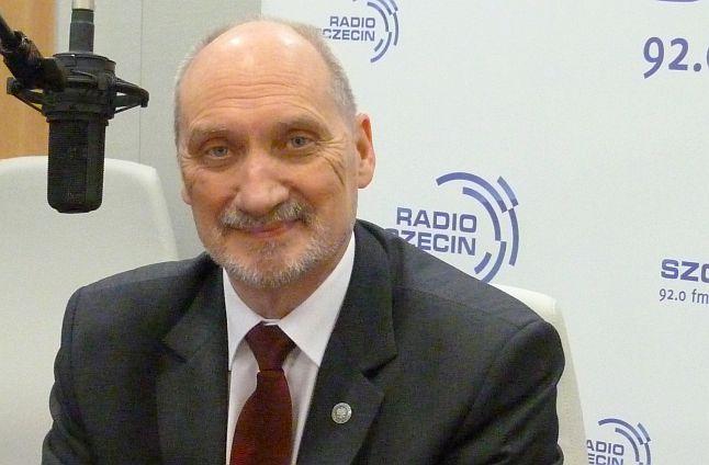 Antoni Macierewicz. Fot. Sylwia Polachowska [Radio Szczecin]