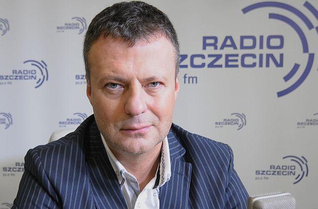 Jerzy Sieńko. Fot. Piotr Kołodziejski [Radio Szczecin]