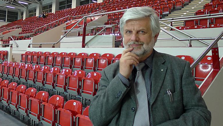 dr inż. arch. Janusz Pachowski. Fot. Jan Pachlowski [Radio Szczecin]