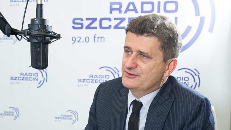 Janusz Palikot. Fot. Jarosław Gaszyński