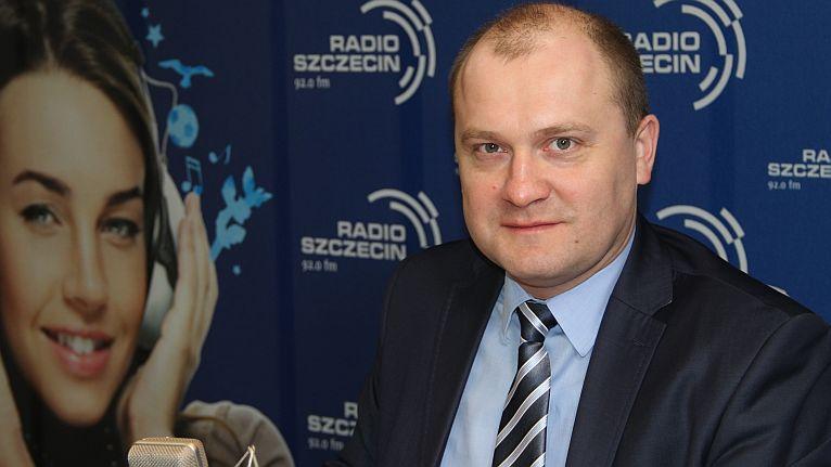 Piotr Krzystek. Fot. Piotr Kołodziejski [Radio Szczecin]