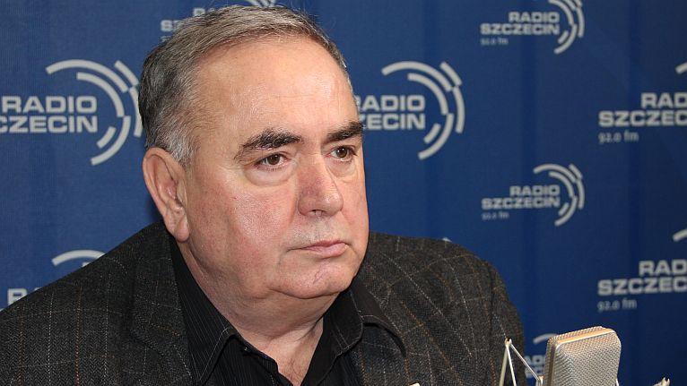 Mieczysław Jurek. Fot. Piotr Kołodziejski [Radio Szczecin]