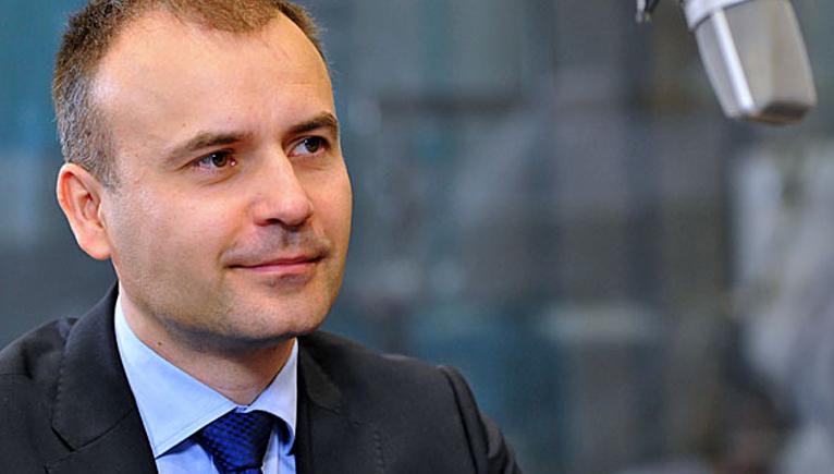 Robert Obrycki. Fot. Łukasz Szełemej [Radio Szczecin]