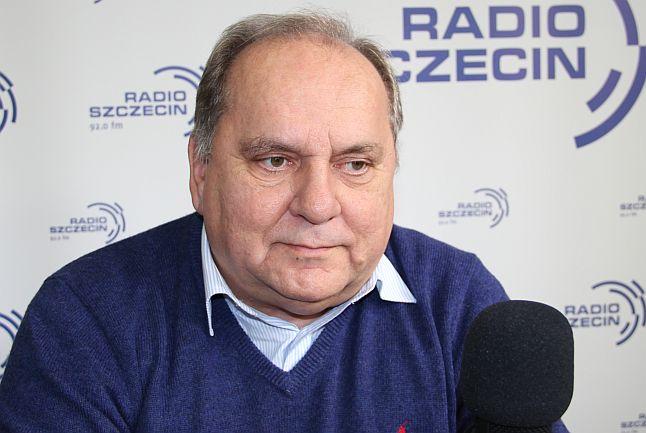 Jarosław Mroczek. Fot. Piotr Kołodziejski [Radio Szczecin]