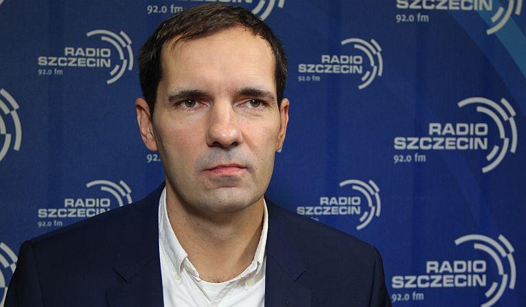 Andrzej Piątak. Fot. Piotr Kołodziejski [Radio Szczecin]