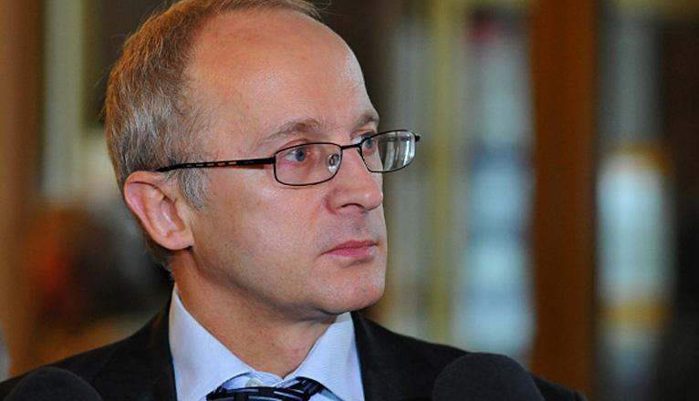 Prof. Dariusz Zarzecki. Fot. Łukasz Szełemej [Radio Szczecin]