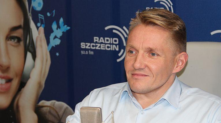 Arkadiusz Skrzypiński. Fot. Piotr Kołodziejski [Radio Szczecin]