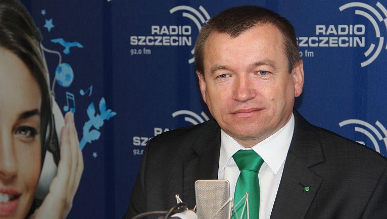Jarosław Rzepa. Fot. Łukasz Szełemej [Radio Szczecin]