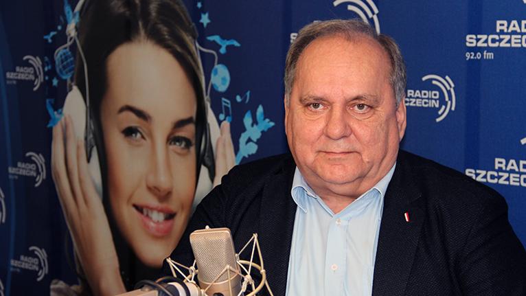 Jarosław Mroczek. Fot. Piotr Sawiński [Radio Szczecin]