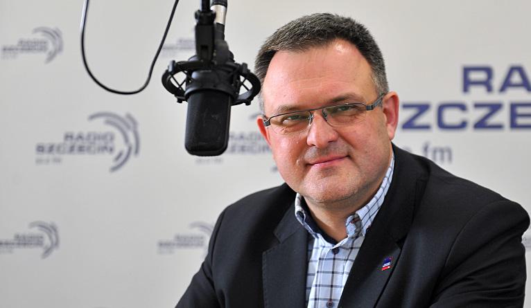 Krzysztof Soska. Fot. Łukasz Szełemej [Radio Szczecin]