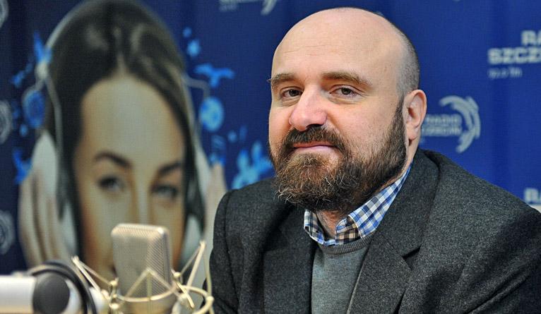 dr Artur Kubaj. Fot. Łukasz Szełemej [Radio Szczecin]