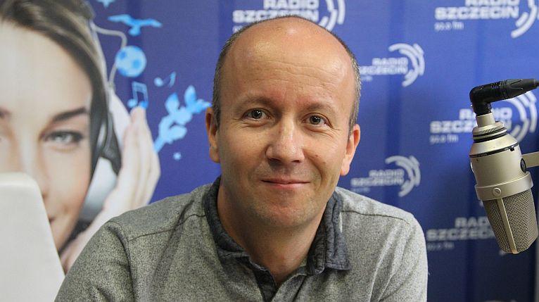 Marek Duklanowski. Fot. Piotr Kołodziejski [Radio Szczecin]