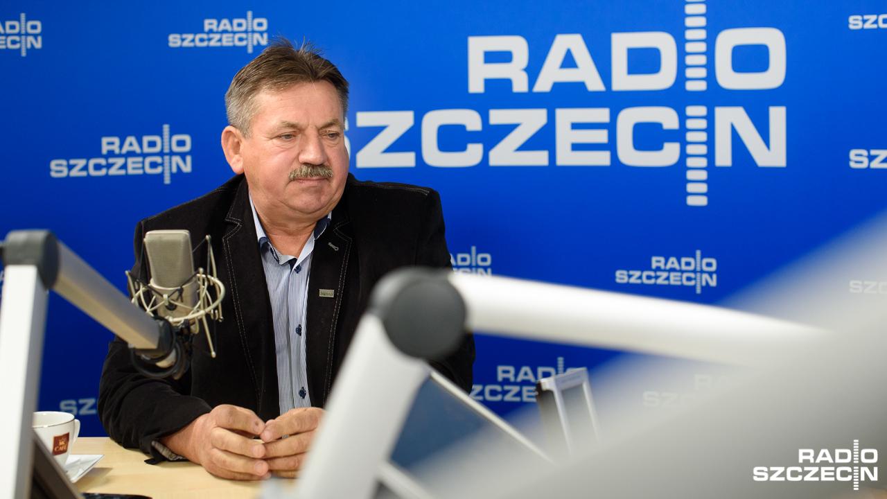 Edward Kosmal. Fot. Konrad Nowak [Radio Szczecin]
